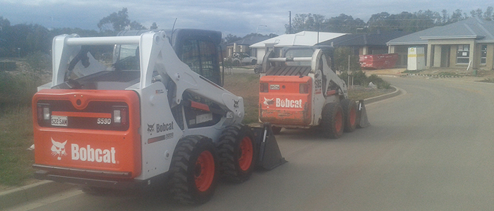 Bobcat services for adelaide and surrounds