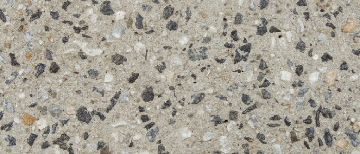 exposed aggregate concrete greystone