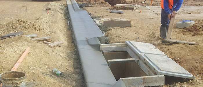 Concrete Kerbs for Adelaide