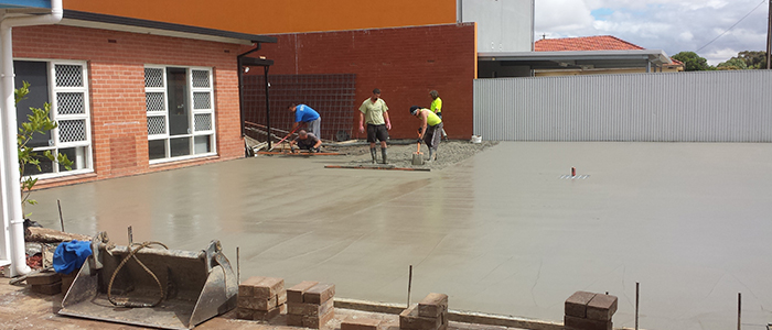 The best plain concrete crew in South Australia