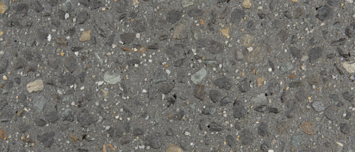 exposed aggregate concrete storm